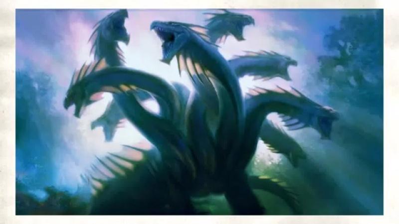 Гидра часть 2 ,Лимфа,Лярва,Подселение,Чужеродный организм.