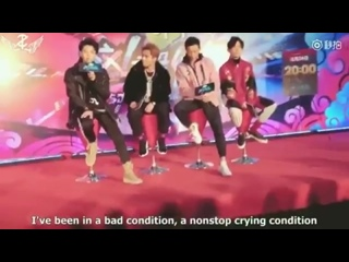 [VIDEO] 180222 Tao @ Street Dance of China Survival Show PressCon | ENG SUB