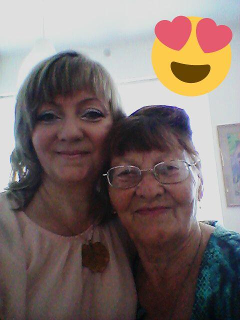 мама Раиса Лабутина