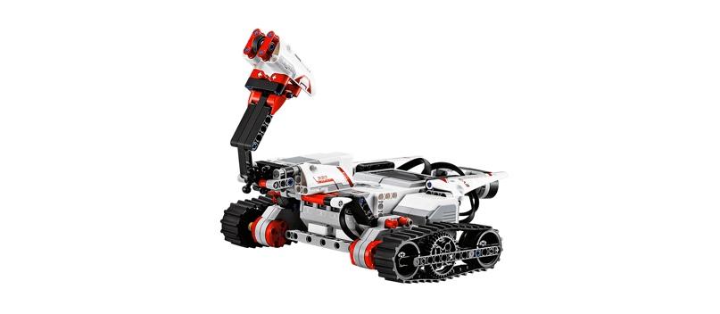 Базовые проекты Lego Mindstorms EV3, изображение №1