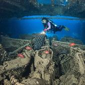 Курс PADI Wreck diver