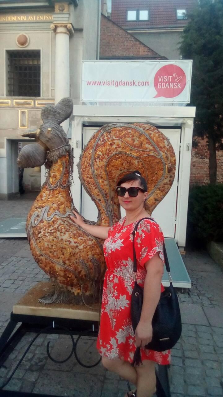Nadezhda, 23, Gdańsk
