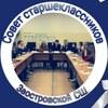 Совет Старшеклассников МБОУ «Заостровская СШ»