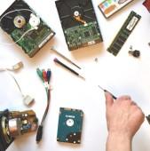 Ремонт жестких дисков, копирование информации с неисправных носителей