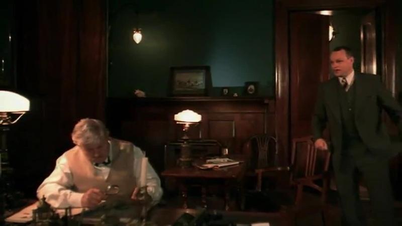 Ниро Вульф и Арчи Гудвин 1 Пока я не умер 2001 реж Евгений Татарский