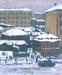 Уголок Красноярска 1965. и Свежий снег. 1964