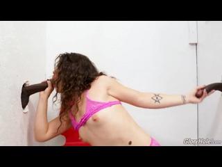 Victoria Voxxx – GloryHole [DogFart Network] Blowjob, Interracial
