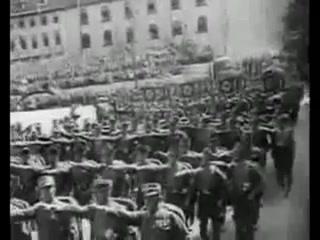 []Парад+NSDAP+1938+года+в+Нюрнберге+Германия+Адольф+Гитлер.mp4
