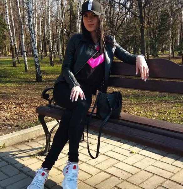 Майя Громова, Макеевка, Украина