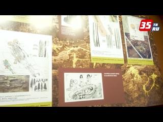 После переезда: краткая экскурсия по новой экспозиции археологического музея Череповца