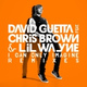 ♡ David Guetta - I Can Only Imagine (Feat. Lil' Wayne And Chris Brown) [Nothing but the Beat]