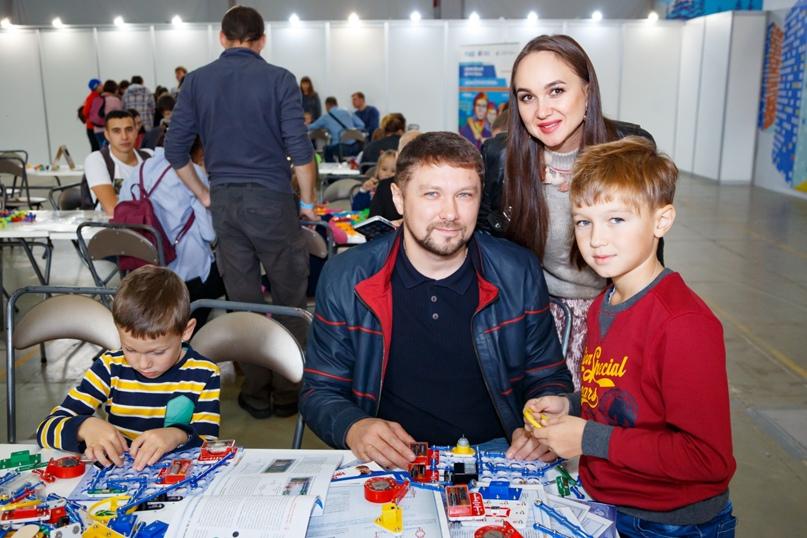 «Конструктория» вновь объединила семьи Ханты-Мансийска - 16
