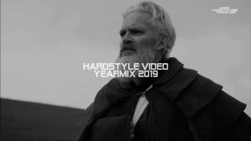 Hagge Hardstyle Video Yearmix 2019
