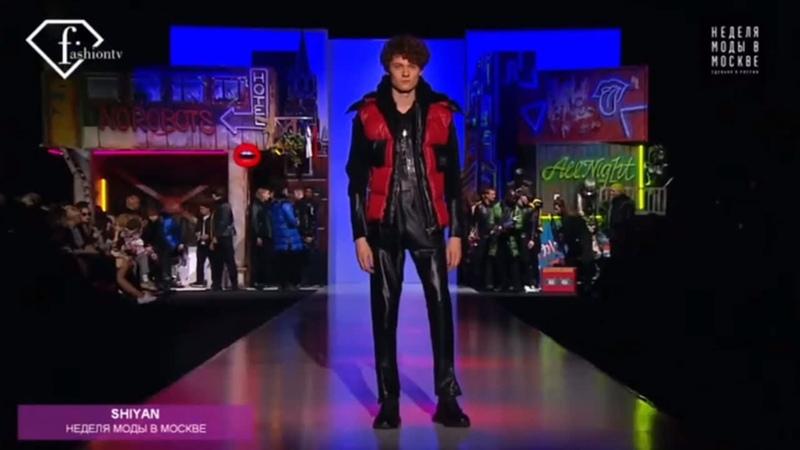 Fashion TV Ilya Shiyan Model Alexander Dorofeev