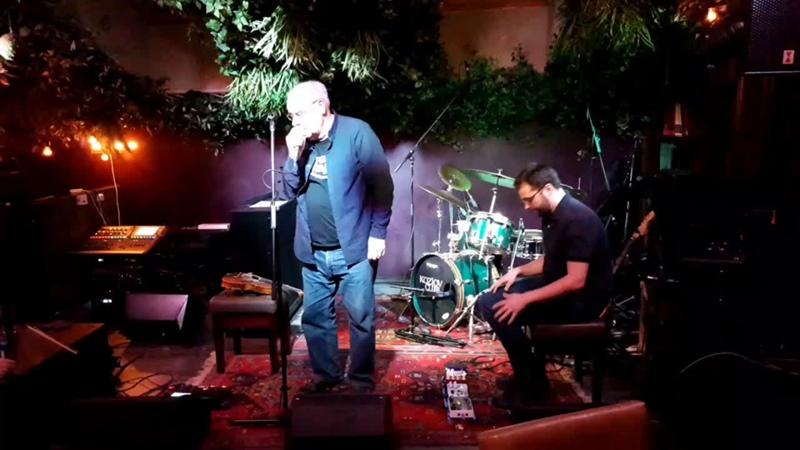 Perfect Match Trio Live at Trane Zen Art at Kozlovclub. Live Stream
