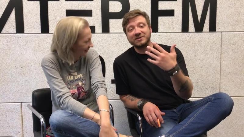 Оля Богданова и Алексей Данков поздравляют Александра Васильева с днем рождения