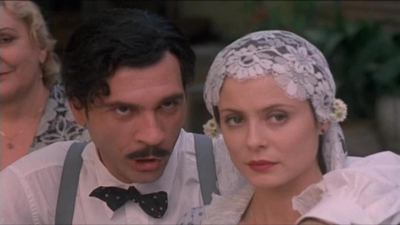 ТАНГО ДЛЯ ДВОИХ (1997) - мелодрама. Хайме Чаварри 720p