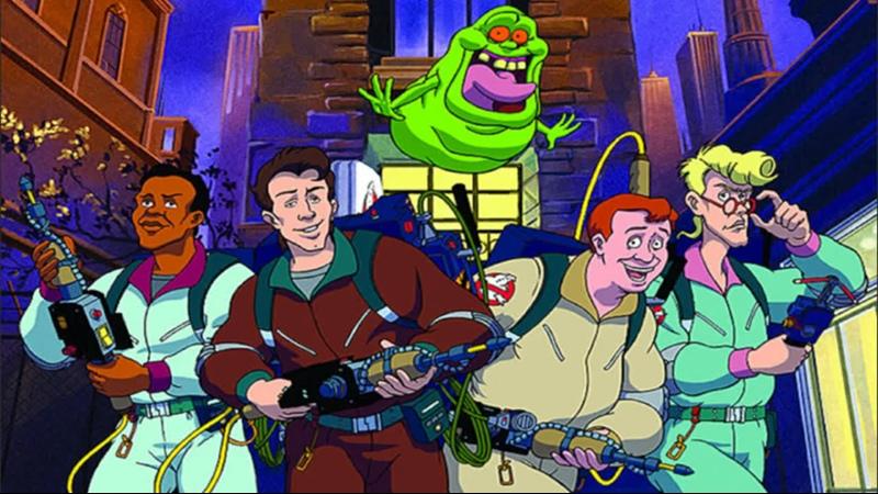 VHS навсегда Настоящие охотники за привидениями 1986