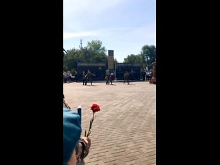 Видео от ШОУ-БАЛЕТ DANCVER, ЧЕЛОВЕК-ПРУЖИНКА (Ижевск)
