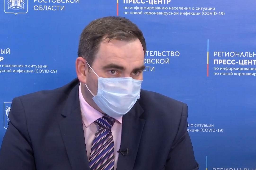 На Дону от COVID-19 привито 3305 жителей области