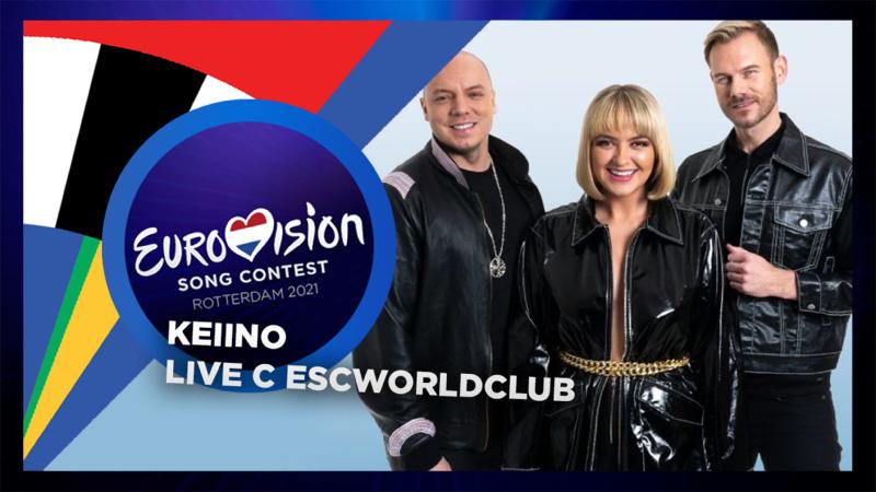 LIVE: Интервью с KEiiNO (Евровидение 2019 - Норвегия)