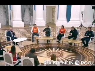 Владимир Путин жёстко раскритиковал тех, кто подталкивает детей к суициду