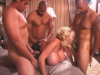 Kayla Kleevage - Las Vegas Hotel Reparation Party 1 [Big Fake Ttis, Blowjob, Cumshot, Gangbang, Interracial, MILF, Sex]