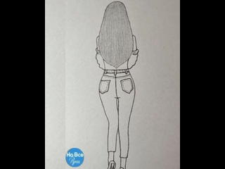 Если скучно - порисуйте! 😉 карандашом