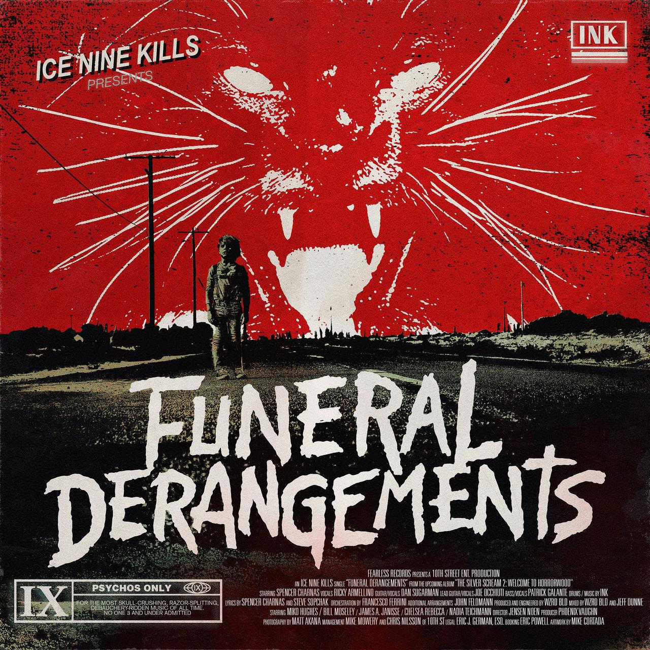 Ice Nine Kills - Funeral Derangements [single] (2021)