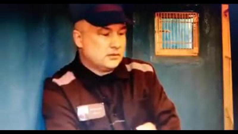 Видео показание Изместьева против Рахимовых.