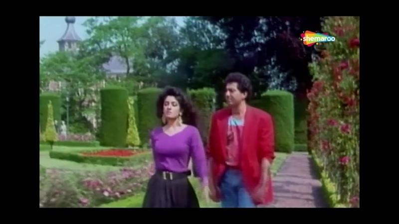 Hello, Mera Telephone Number - Kshatriya - Санни Деол - Равина Тандон - Оруженосец (1993г.)