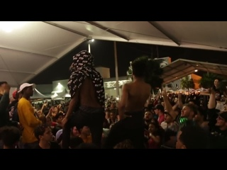 xxxtentacion - i luv my clique like kanye west (live perfomance at rolling loud )