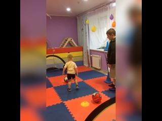 🏆Тренировка Детский центр «Жираffе» 🗓