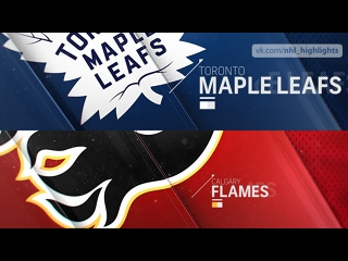 Toronto Maple Leafs vs Calgary Flames Apr 5, 2021 HIGHLIGHTS