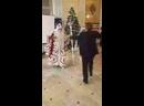 Танцы с Дедом Морозом и Снегурочкой