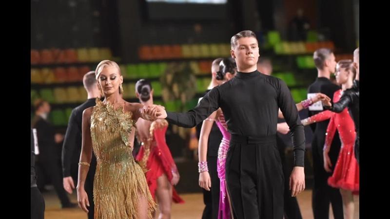 Kolobov N Merkurieva M Танцы Кубок СОдружества 2 21