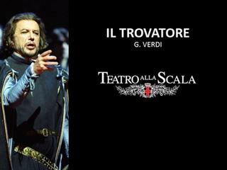 Il Trovatore - Agresta- Alvarez- Vasallo- Semenchuk- Milano - - HD