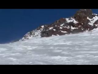 Зайнетдин Восхождение на Эльбрус