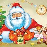 Новогодние детские стихи для веселого праздника