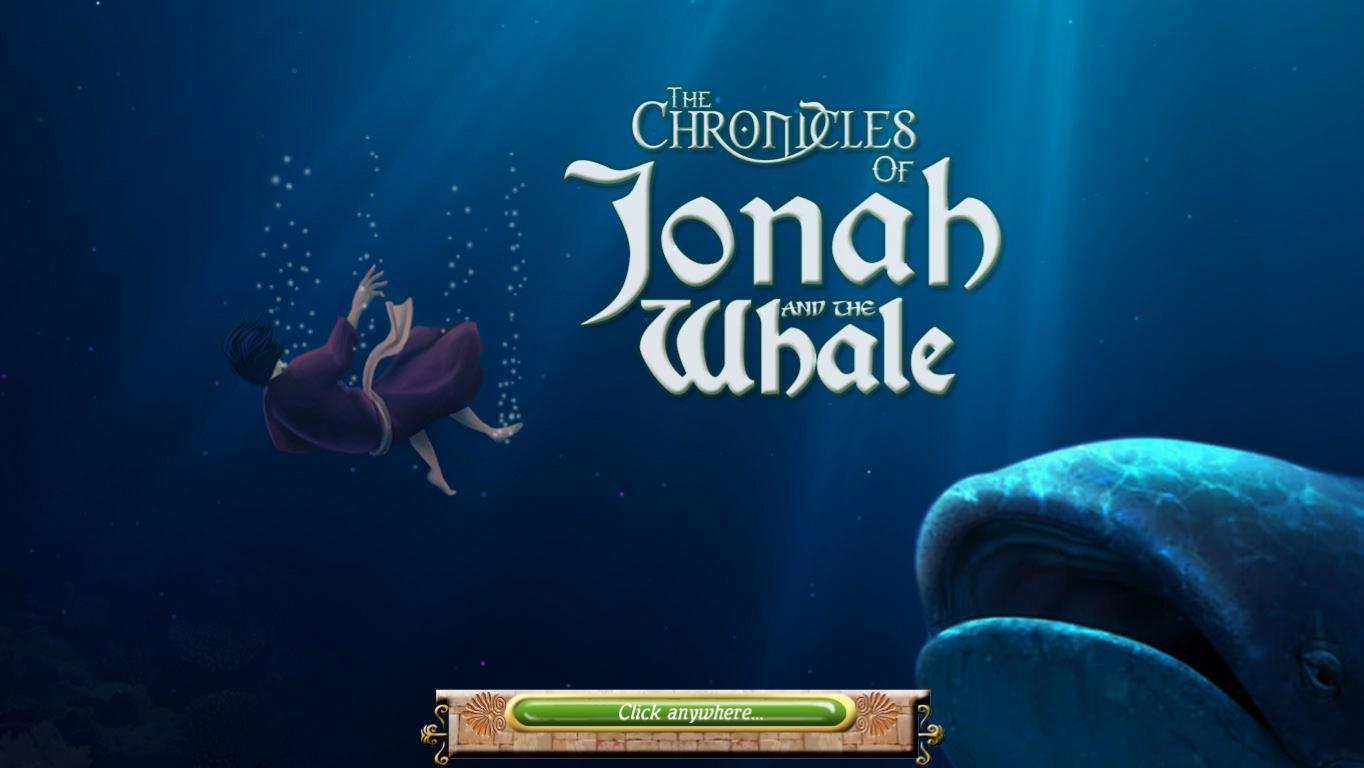 Хроники Ионы и кита | The Chronicles of Jonah and the Whale (En)
