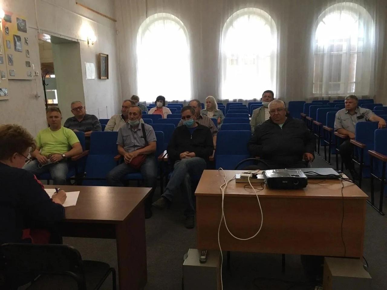 Общественный совет Петровского района одобрил перенос Мемориала памяти с территории бывшего СПК имени Панфилова