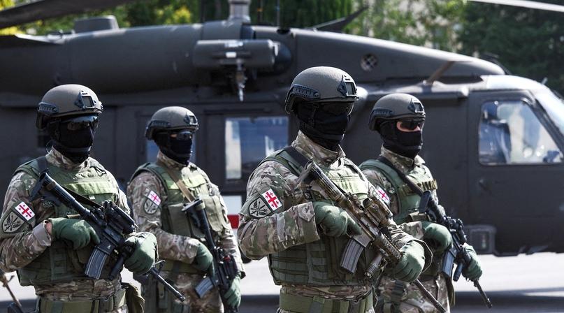 Какие страны бывшего СССР получают военную помощь от США?, изображение №16