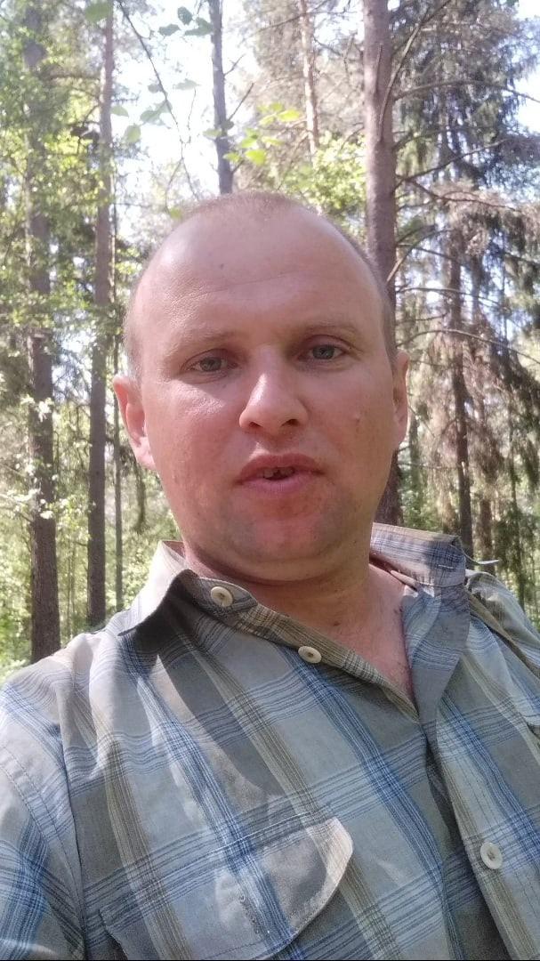 Володя, 36, Navapolatsk