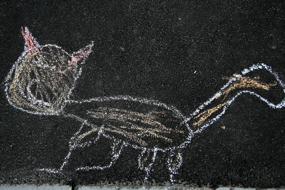 О чем рисуют дети
