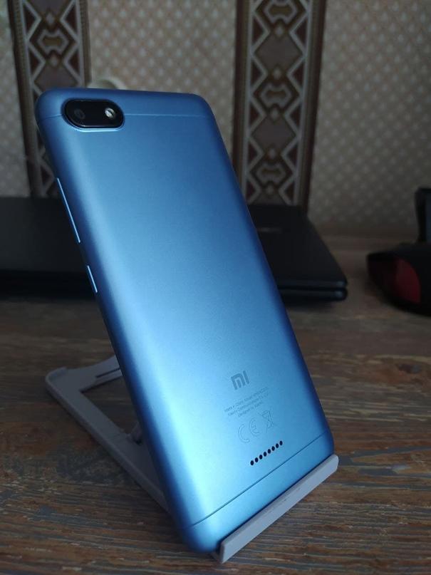 Продам смартфон Xiaomi Redmi 6A в идеальном состоянии.