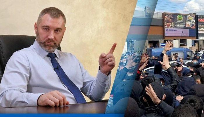 Президент Федерации мигрантов призвал СМИ не освещать преступления иностранных граждан: он считает, что именно из-за повышенного внимания прессы вчера расселили общежитие мигрантов под Сергиевым Посадом