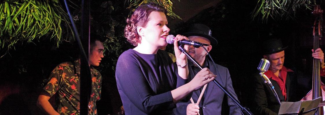 26.06 The Betty Boop Lovers и Елена Моисеенко в клубе Алексея Козлова!
