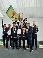 Команда Липецкого района заняла первое место в областной Cпартакиаде трудящихся