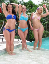 Aaliyah Love, Anikka Albrite & Lola