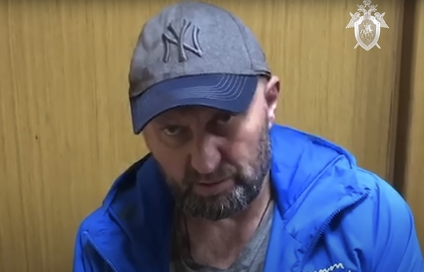 Киллера-беглеца Мавриди задержали у московского «Ашана»Ст...